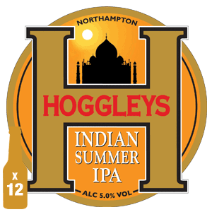 Hoggleys Indian Summer - 5.0% ABV