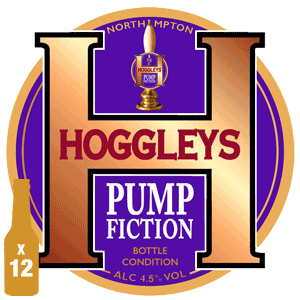 Hoggelys Pump Fiction - 4.5% ABV