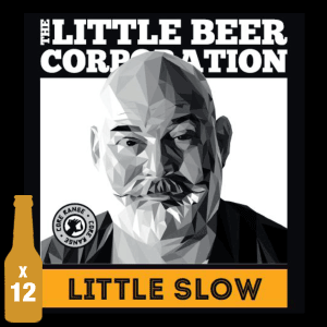 Little Slow - 5.0% ABV