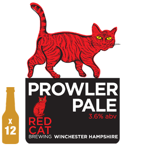 Prowler Pale - 3.6% ABV