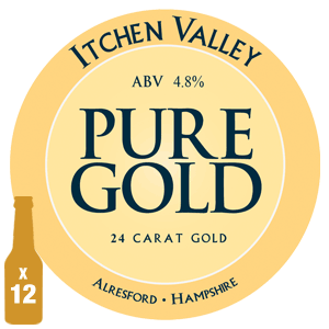 Pure Gold - 4.8% ABV