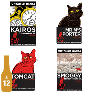 Red Cat Brewing Mixed Case