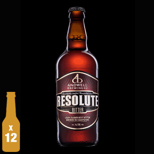 Resolute Bitter - 4.1% ABV