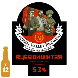 Russian Winter - 5.3% ABV