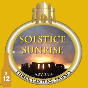 Soltice Sunrise - 3.9% ABV