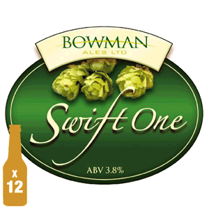 Swift One - 3.8% ABV