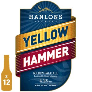 Yellow Hammer - 4.2% ABV