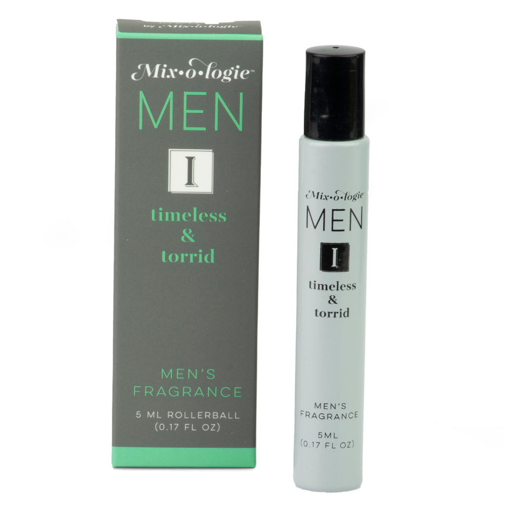 Mixologie for Men I (Timeless & Torrid)