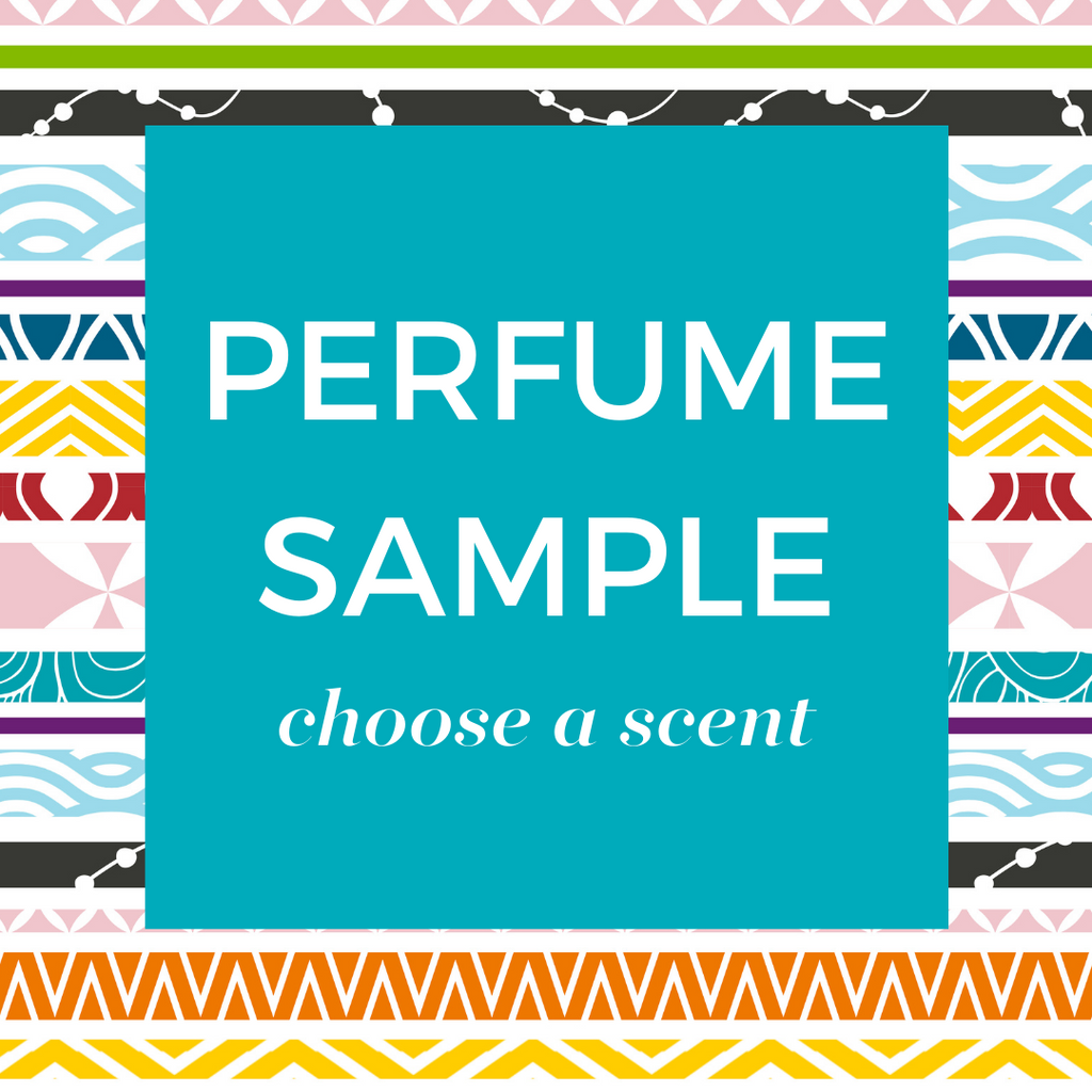 Fragrance Sample (Choose Scent)