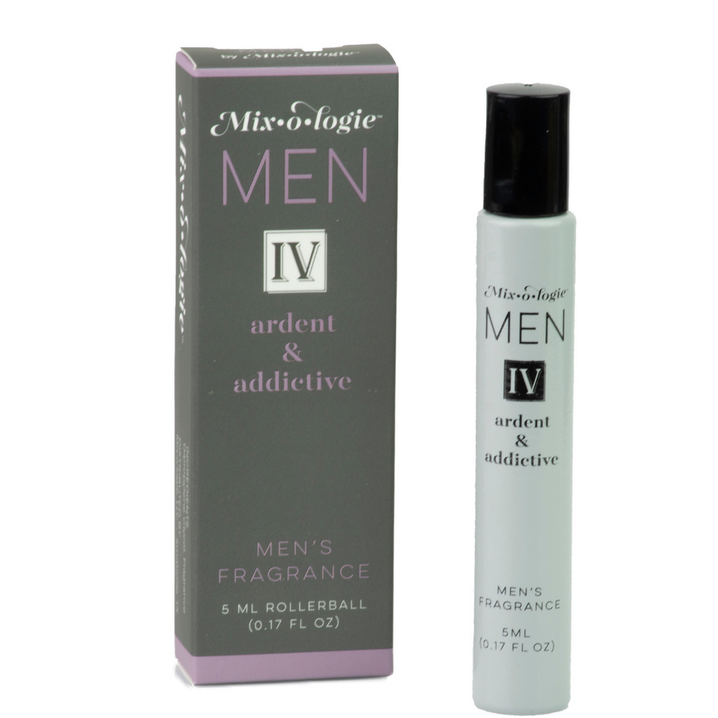 Mixologie Fragrance for Men - IV (Ardent & Addictive)