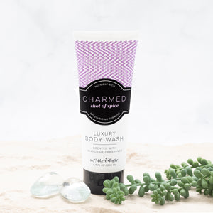 Luxury Body Wash & Shower Gel - Charmed (shot of spice)