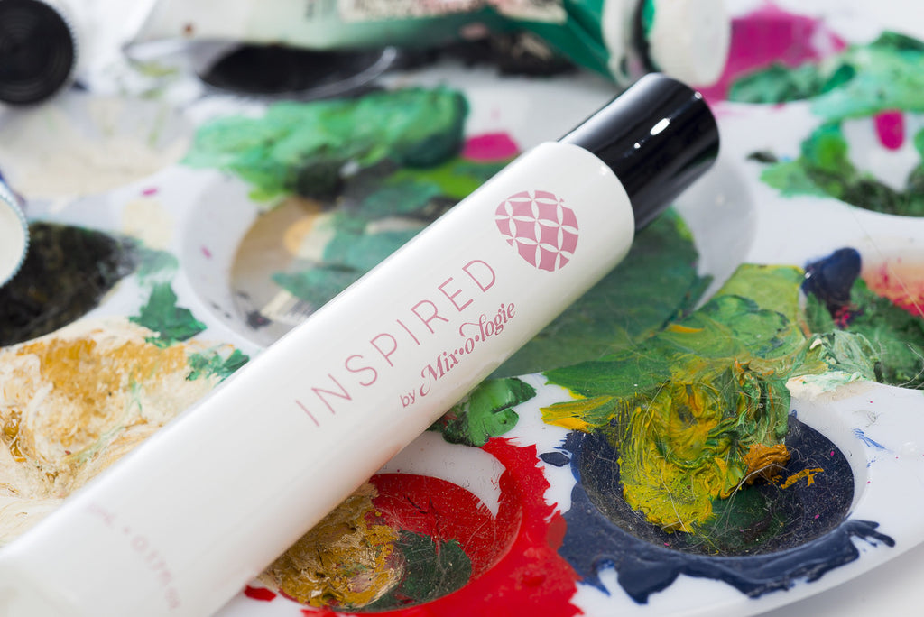 Inspired (Rose Floral) - Blendable Fragrance Rollerball Scent