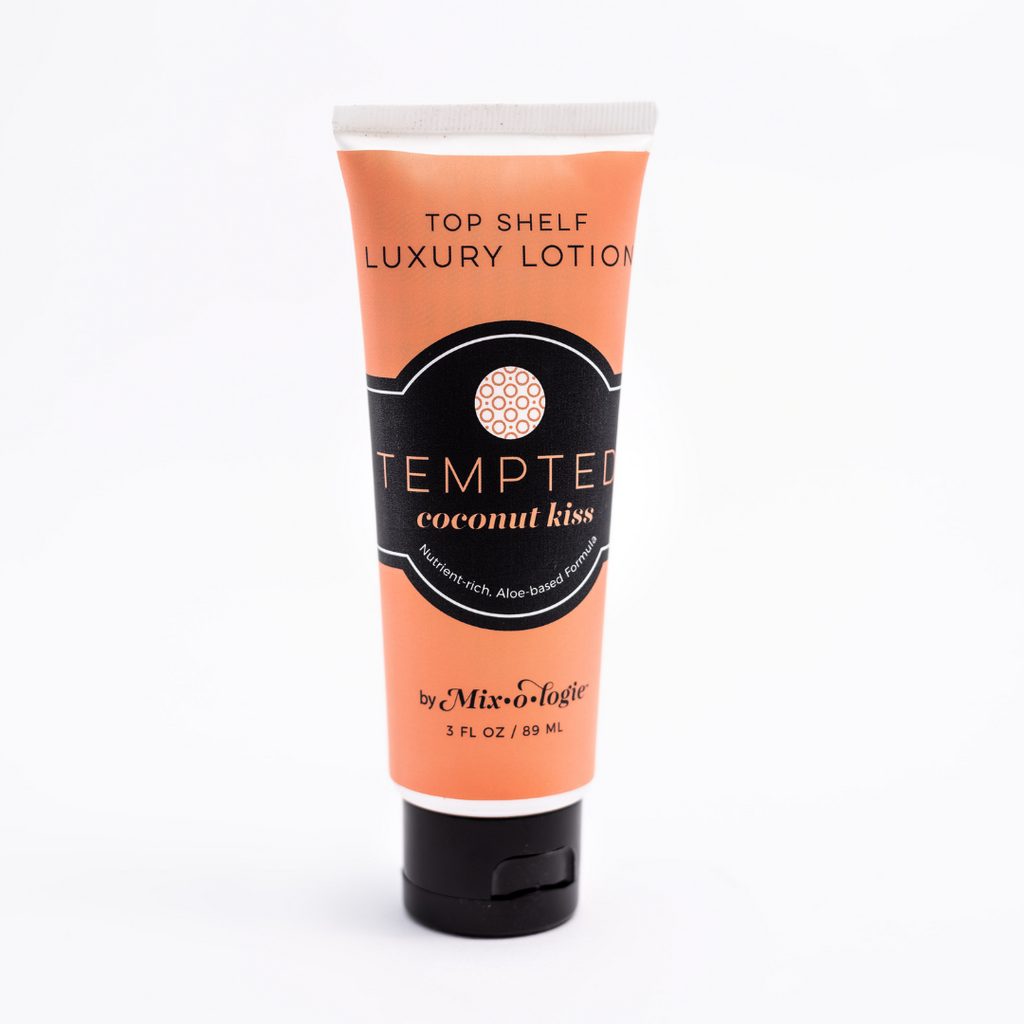 Tempted (coconut kiss) - Top Shelf Lotion