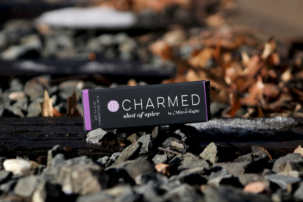 Charmed (shot of spice) Perfume Rollerball (5 mL)