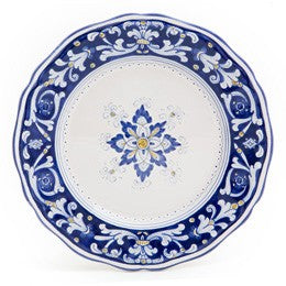 Antico Deruta Dinner Plate, Full Design