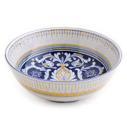 Antico Deruta Vegetable Bowl
