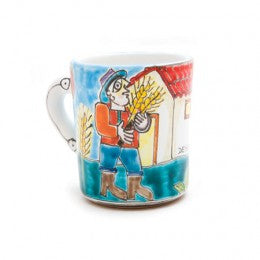 Wheat Picking Wheat Picker Mug
