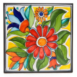 Fiore Flower Tile