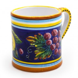 Collectible Majolica Mug B/57