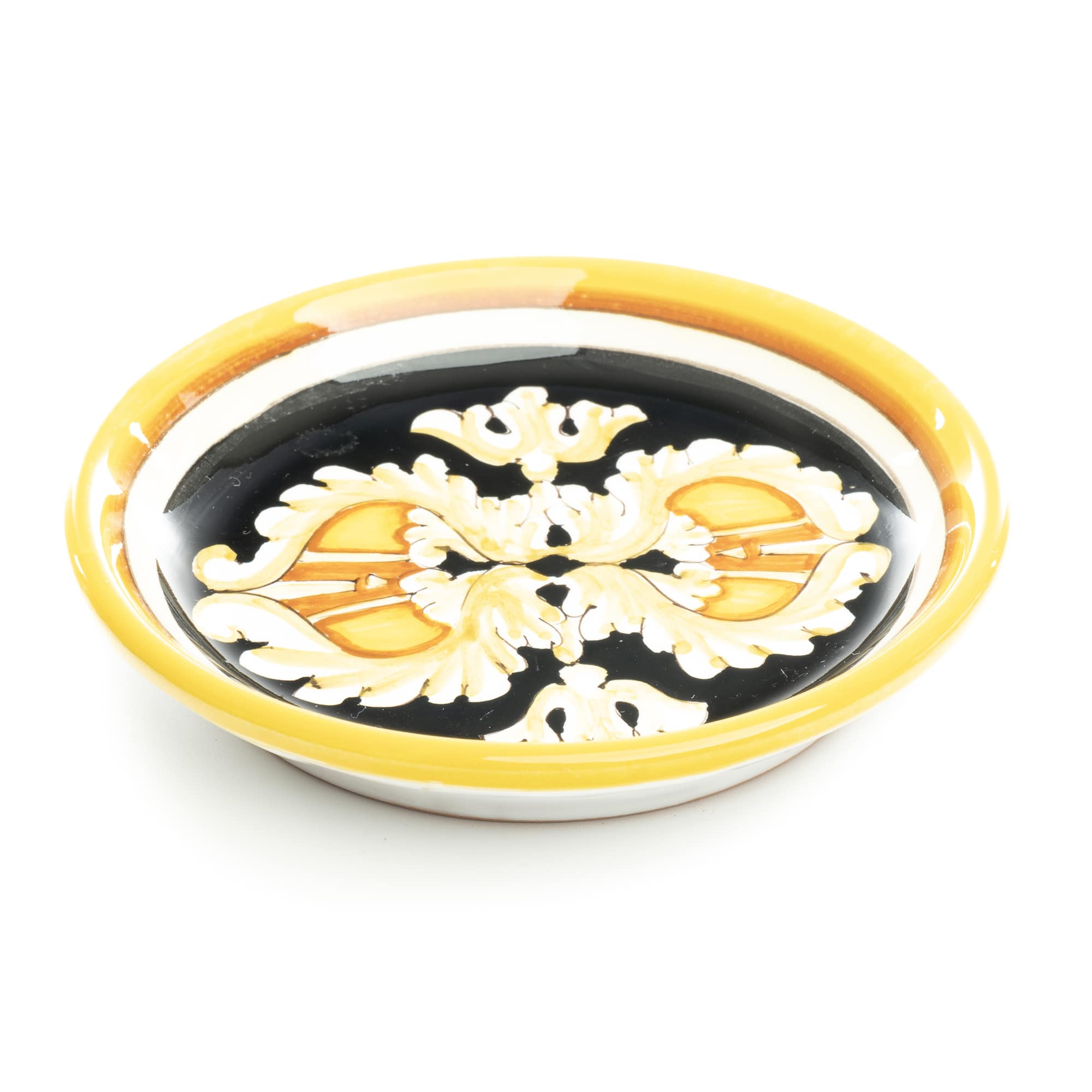 Nero e Oro Wine Coaster