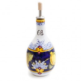 Lemon Navy Oil Bottle