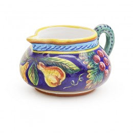 Collectible Majolica B-57 Creamer