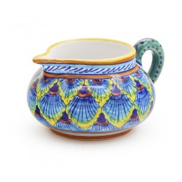 Collectible Majolica B-61 Creamer