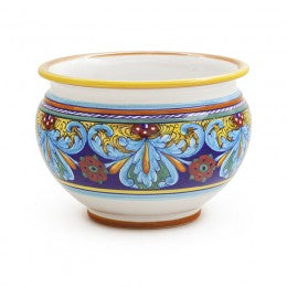 Collectible Majolica Planter, Medium