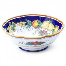 Frutta Fancy Frutta Design Bowl, Large