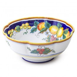 Frutta Fancy Frutta Design Bowl, Medium