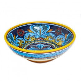 Collectible Majolica Cereal Bowl 1