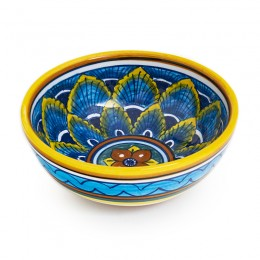 Collectible Majolica Small Bowl 4