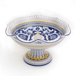 Antico Deruta Fruit Bowl