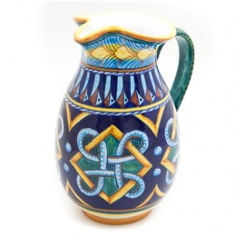 Collectible Majolica Pitcher