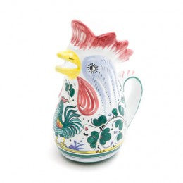 Orvieto Rooster Pitcher, 1 qt