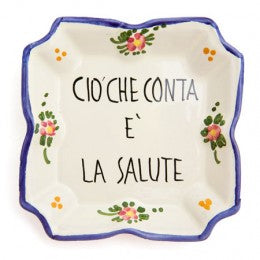 Italian Proverb Trays Proverb Tray 11