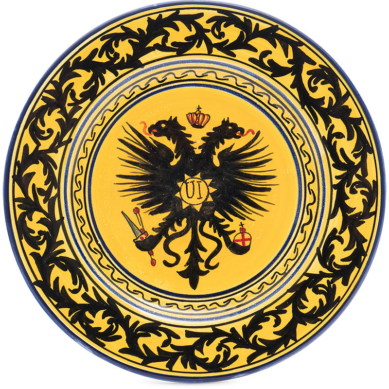 Contrade Eagle Dinnerware From Siena