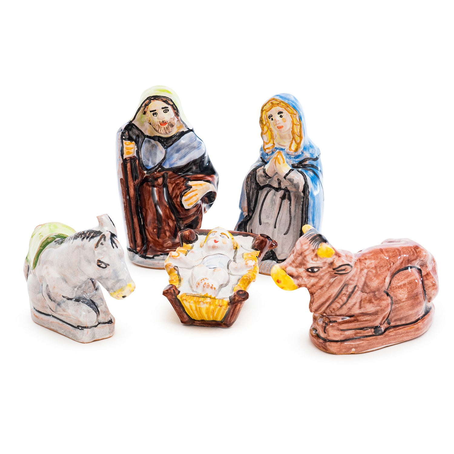 Nativity Small 5 Piece Set