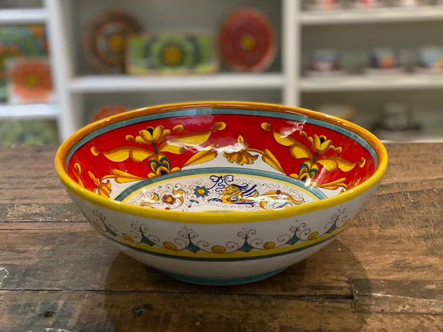Raffaellesco Vario Rosso Vegetable Bowl