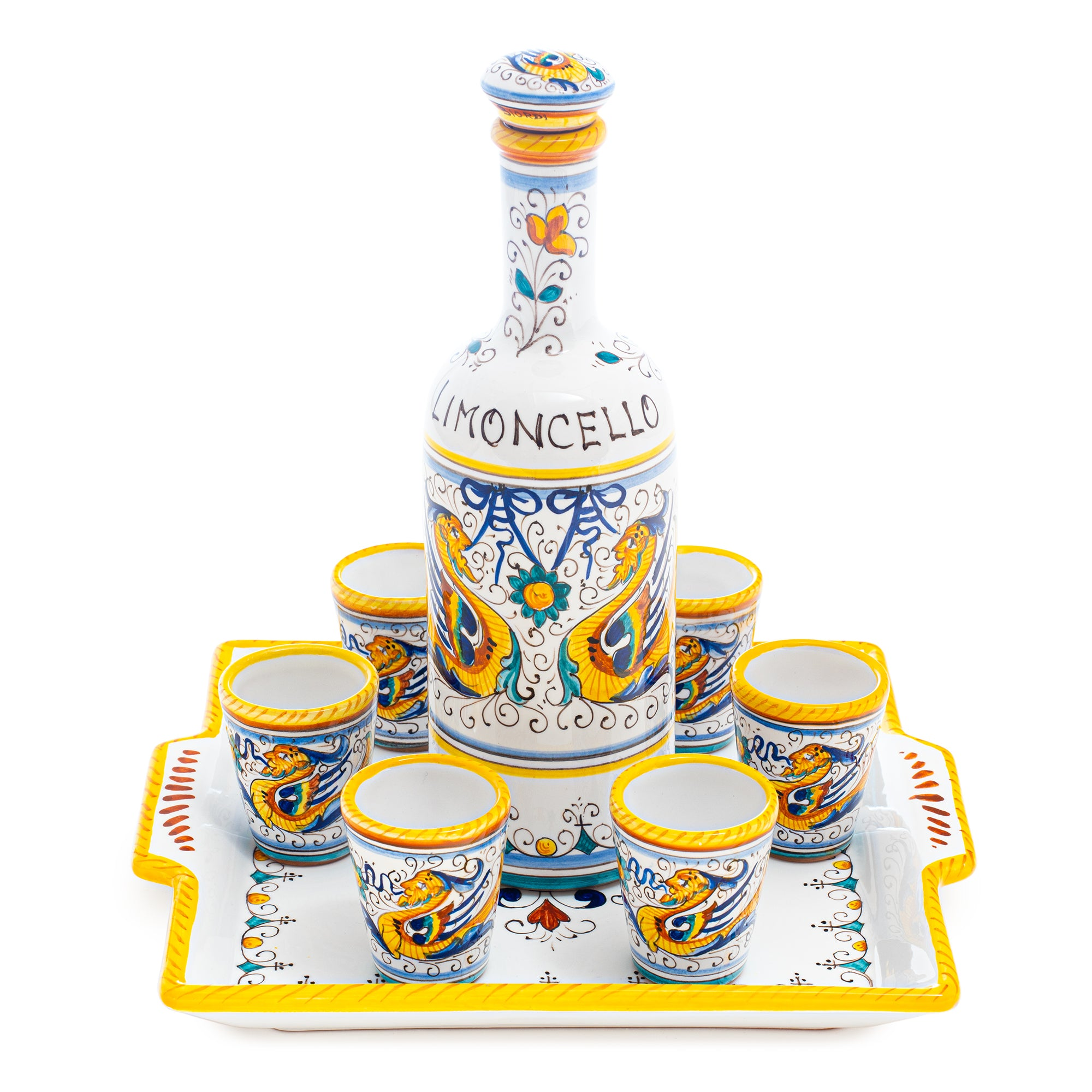 Raffaellesco Limoncello Set