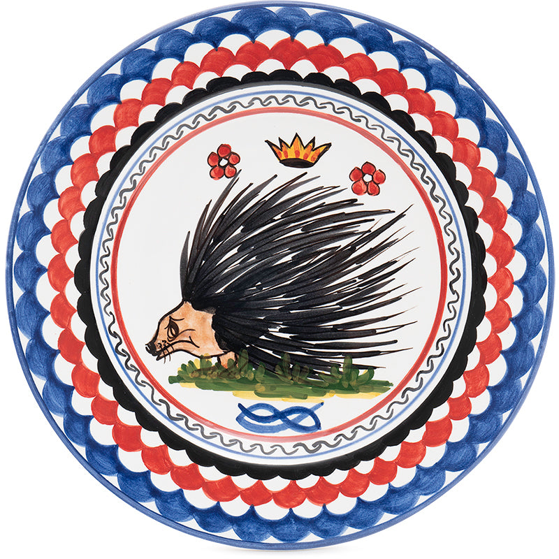 Contrade Porcupine Dinnerware From Siena