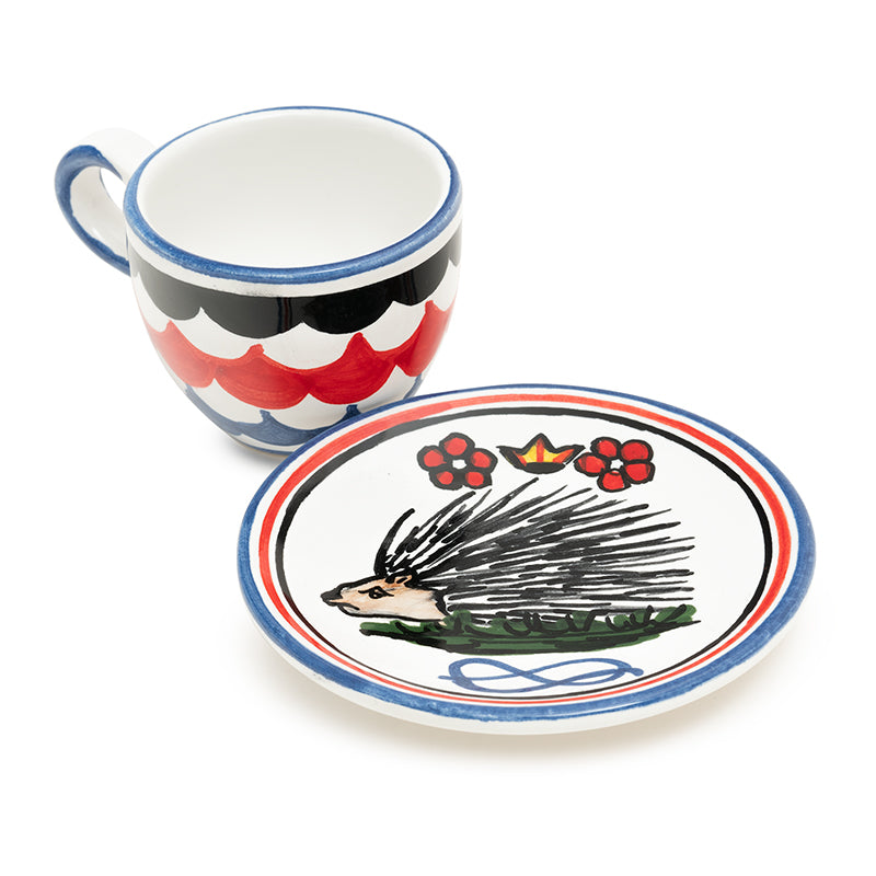 Contrade From Siena, Porcupine