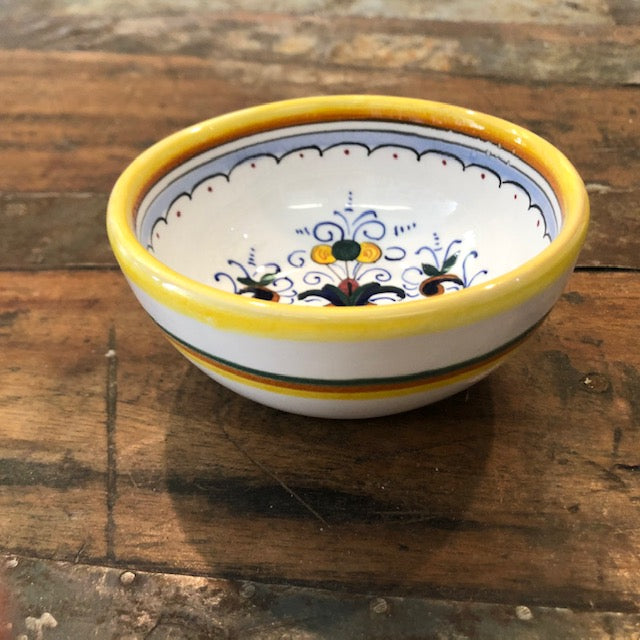 Ricco Deruta Mini Condiment Bowl