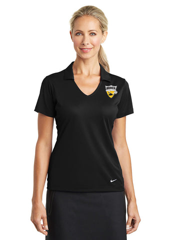 Nike Women's Dri-FIT Vertical Mesh Polo