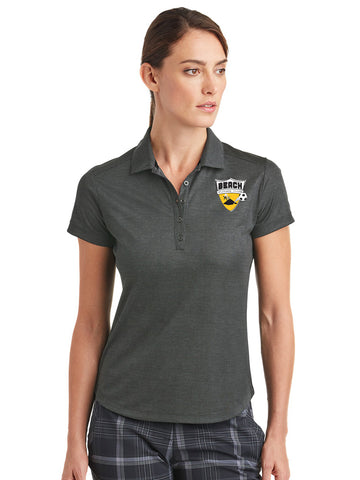 Women's Nike Dri-FIT Crosshatch Polo
