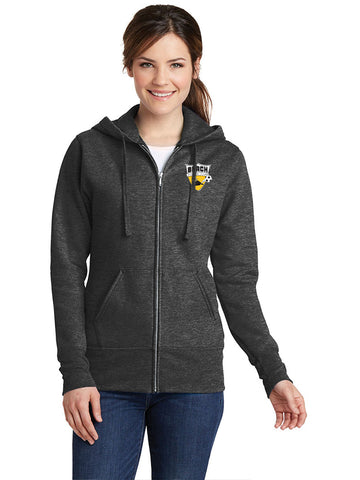 Women's Zip-up hoodies