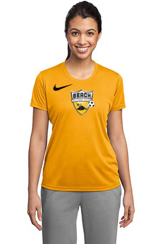 BEACH FC NIKE DRI FIT TRAINING SHIRT/WOMEN