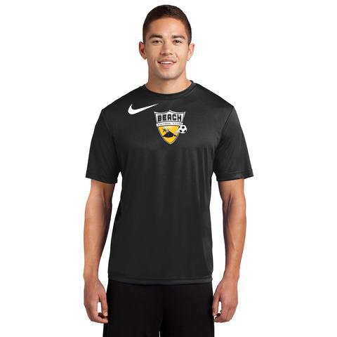 BEACH FC NIKE DRI FIT TRAINING SHIRT - UNISEX