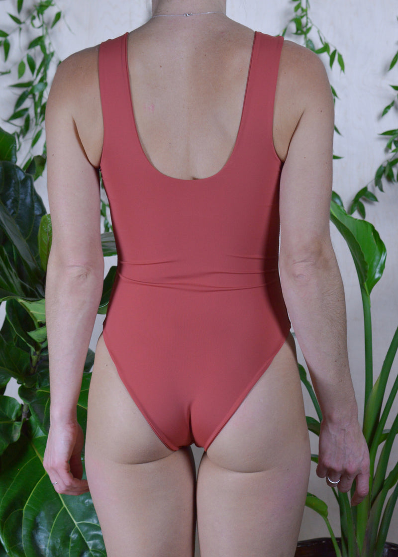 CANDICE BODYSUIT - SUNSET