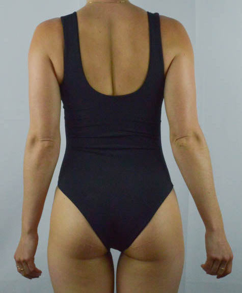 CANDICE BODYSUIT - MIDNIGHT (PREORDER)